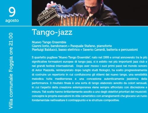 Il quinto appuntamento omaggia la musica e i colori del tango