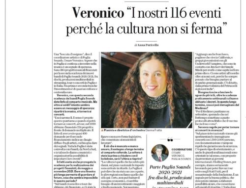 Tutto pronto per il Gianna Fratta – Dino De Palma Orchestral tour